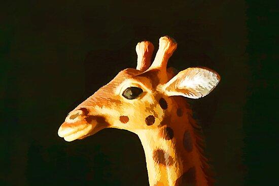 Giraffe 1 by Brandon Batie