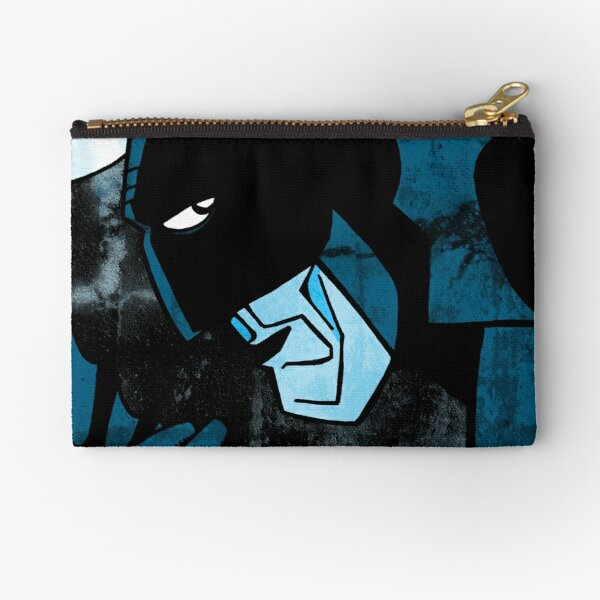 Dark Nightman Zipper Pouch