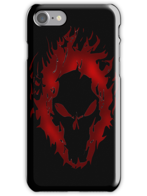 Scull-red by thnatha