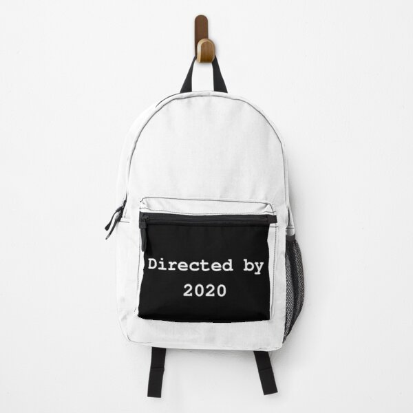 Directed by 2020 Backpack