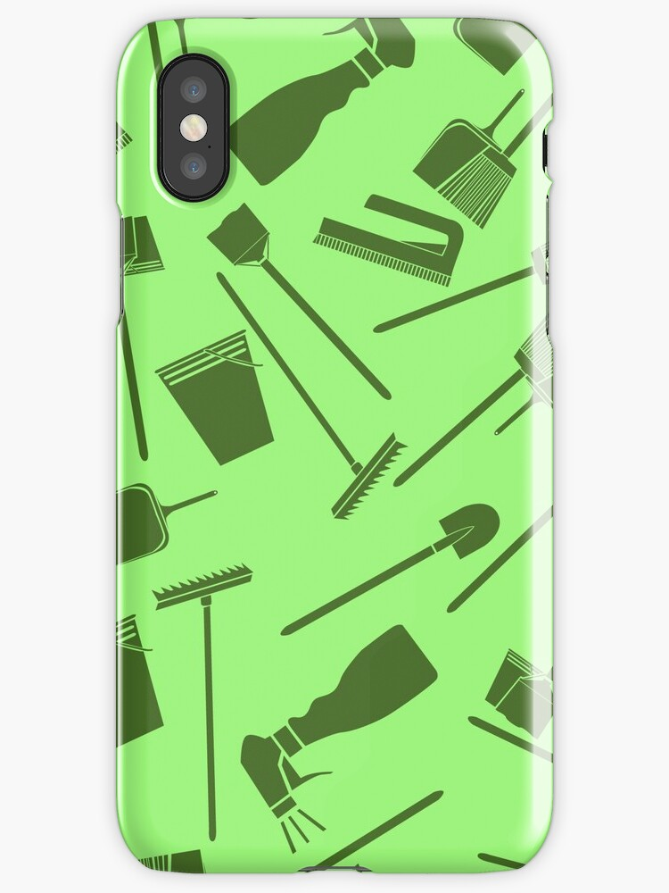 cleaning seamless pattern by Marina Sterina