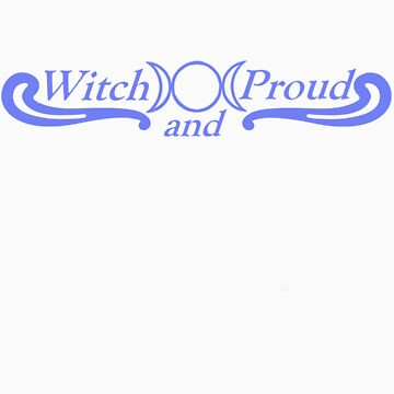 Witch and Proud Triple Moon Goddess by AyaHawkeye
