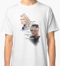 Hey There Rose Tyler (not Delilah) Classic T-Shirt