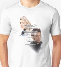 Hey There Rose Tyler (not Delilah) T-Shirt