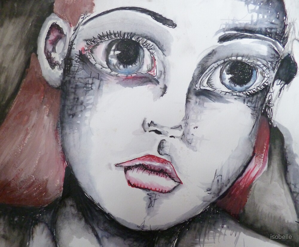 Girl by isobelle