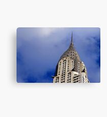 Top of the Chrysler  Canvas Print