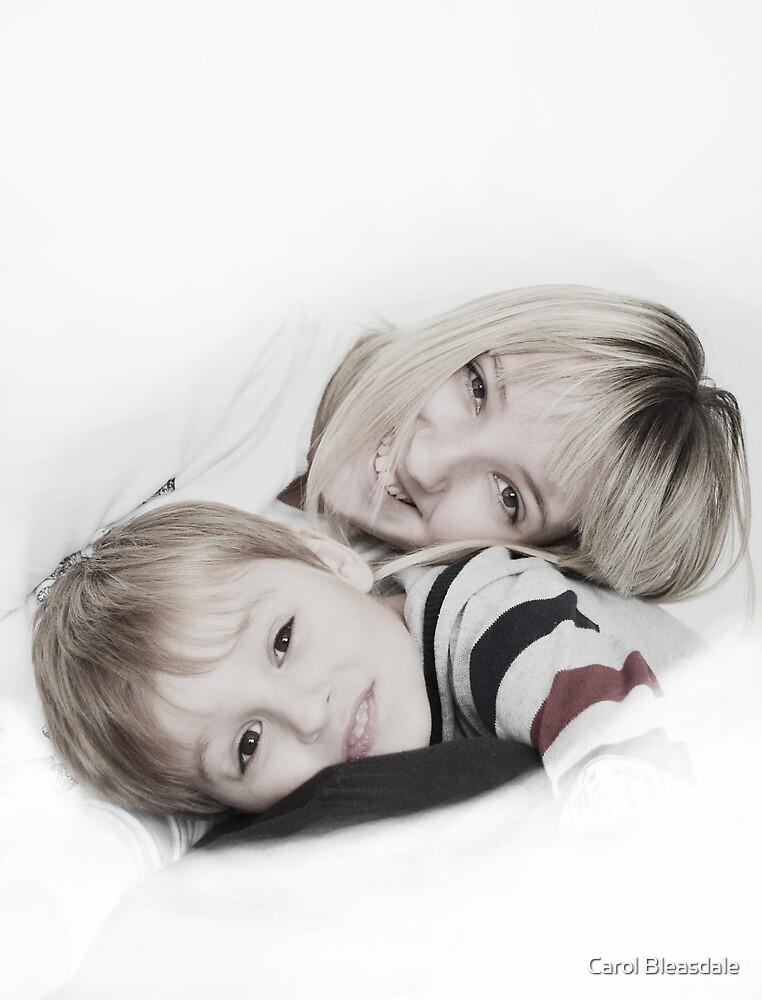 Sibling Love by Carol Bleasdale