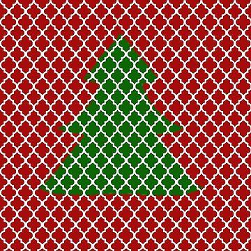 Christmas Trellis by abigailnicole04