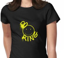 bOOring Womens Fitted T-Shirt