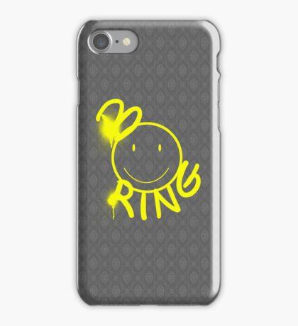 bOOring iPhone Case/Skin