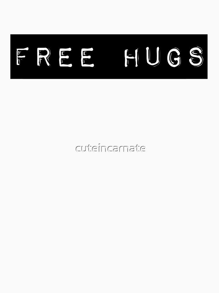 Free Hugs for everyone! by cuteincarnate