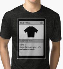 Magic Card Funny T Shirt Tri-blend T-Shirt