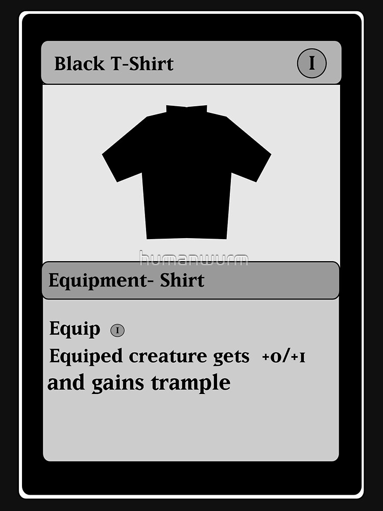 Magic Card Funny T Shirt | Unisex T-Shirt