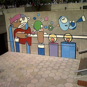 Hart Plaza by ashurcollective