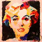 Marilyn Monroe by DiNovici