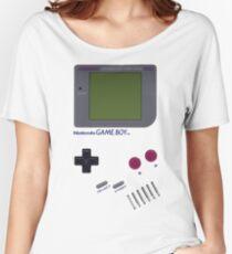 Nintendo GAME BOY Women's Relaxed Fit T-Shirt