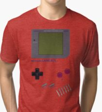 Nintendo GAME BOY Tri-blend T-Shirt