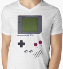 Nintendo GAME BOY Men's V-Neck T-Shirt