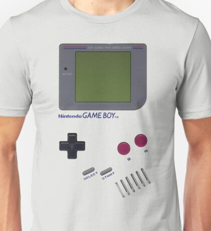 Game Boy T-shirt for Men or Women