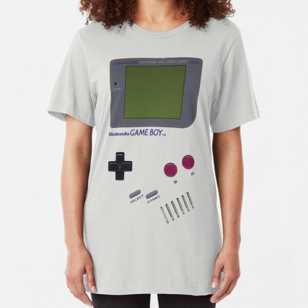 Nintendo GAME BOY Slim Fit T-Shirt