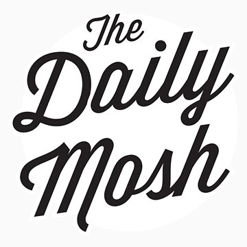The Daily Mosh Soda Pop Baseball Tee by TheDailyMosh