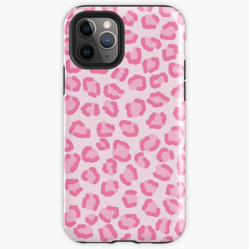 Pink Cheetah iPhone Case & Cover