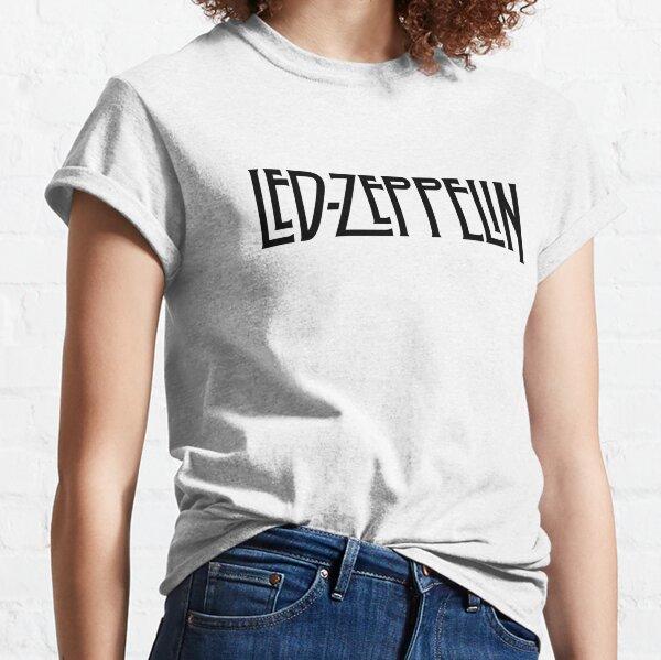 Forever Zeppelin Font Classic T-Shirt