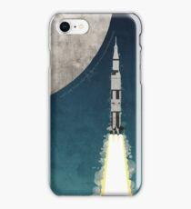 Apollo Rocket iPhone Case/Skin