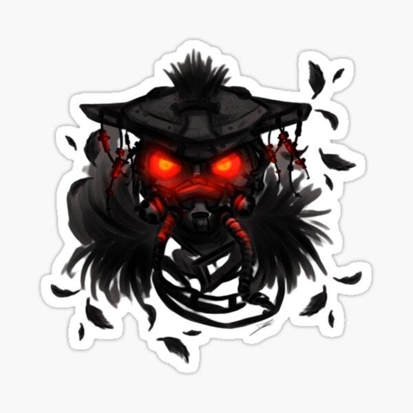 Œuvres d'art Apex Legends Bloodound Sticker