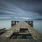 Portencross by Brian Kerr