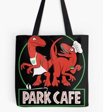 Raptors in the Kitchen Tote Bag