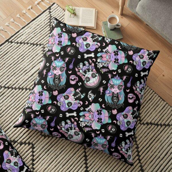 Voodoo Girls Floor Pillow