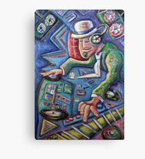 The Mixmaster Canvas Print