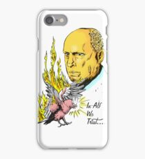 Flamin' Galah, In Alf We Trust iPhone Case/Skin
