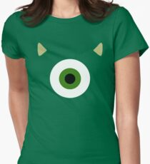 Monster's Inc. Women's Fitted T-Shirt