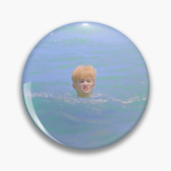 NCT - Swimmin' (Mark ver.) Pin