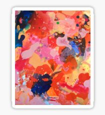 Abstract 43 Sticker