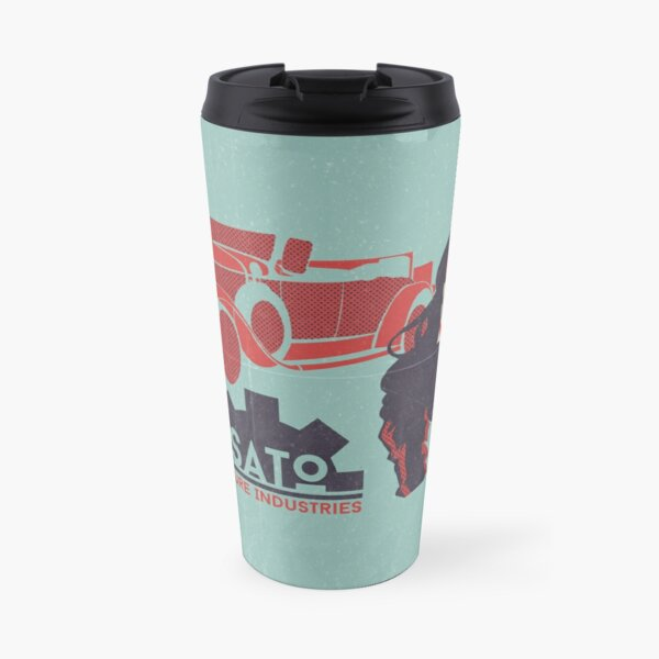 Retro Asami Travel Mug