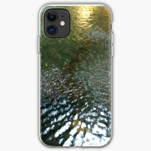 light on water iPhone Soft Case