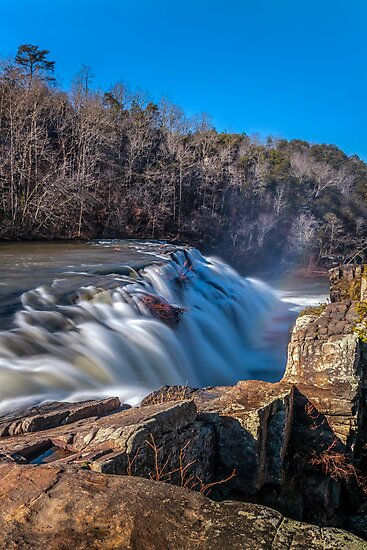 High Falls by Judy Frederick