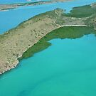 Flight from One Arm Point (Bardi) to Talbot Bay, Kimberley, Western Australia by Margaret  Hyde