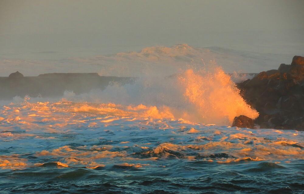 Breakwater by Alex Call