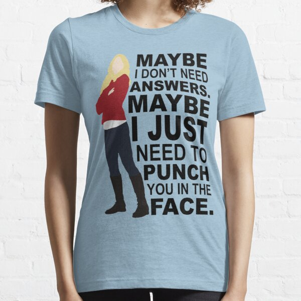 Emma Swan - Maybe I Don't Need Answers Essential T-Shirt