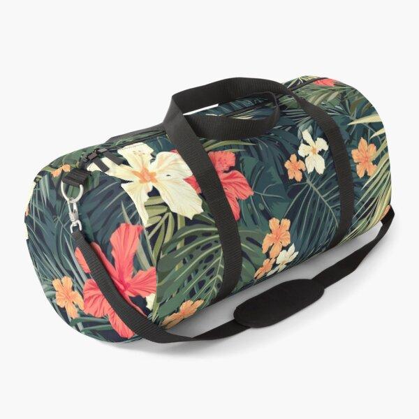 Jungle flowers Duffle Bag