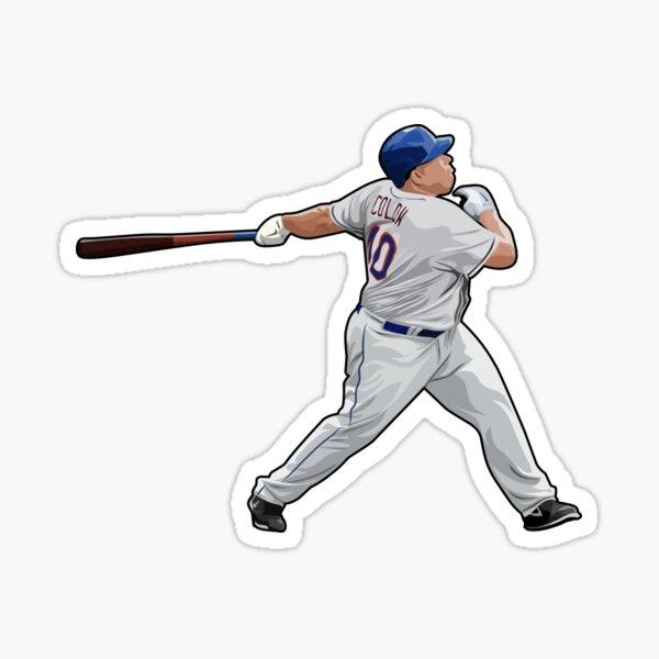 Bartolo Colon #40 Home Run Sticker