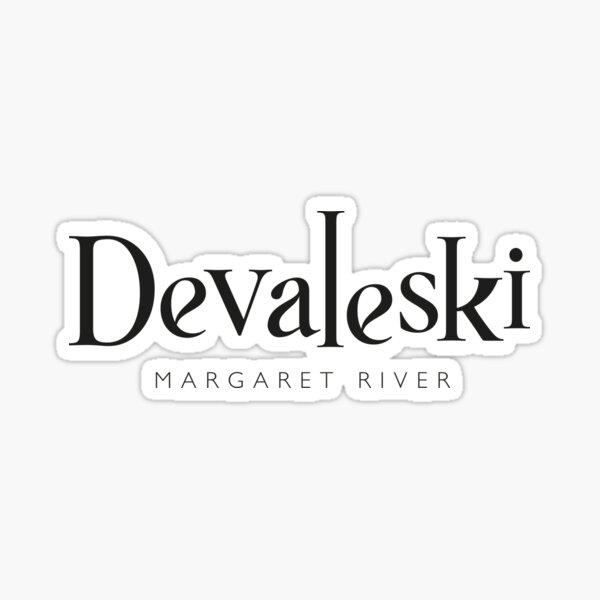 Devaleski Margaret River Sticker