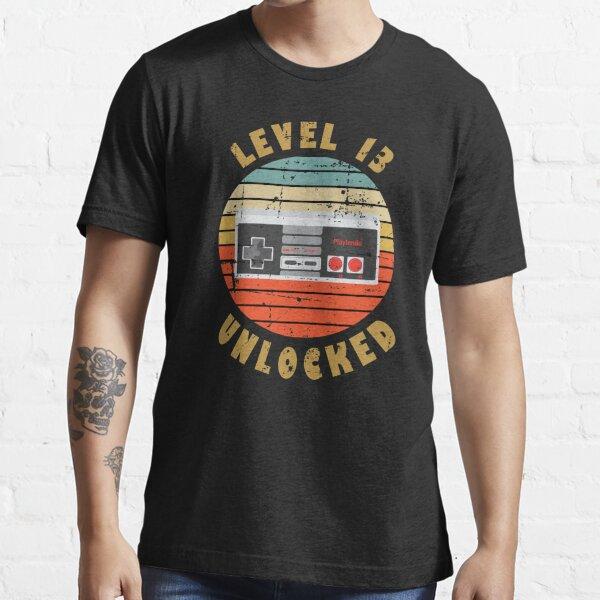 Regalo de 13 aniversario Camiseta esencial
