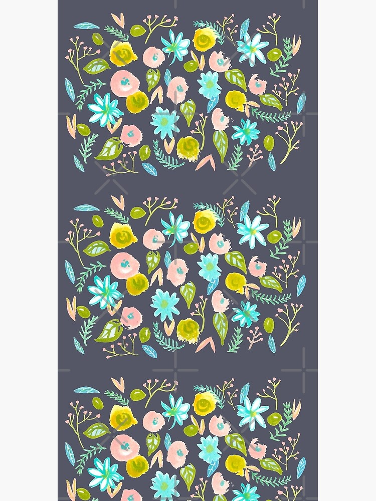 Spring Flowers Pattern by whya