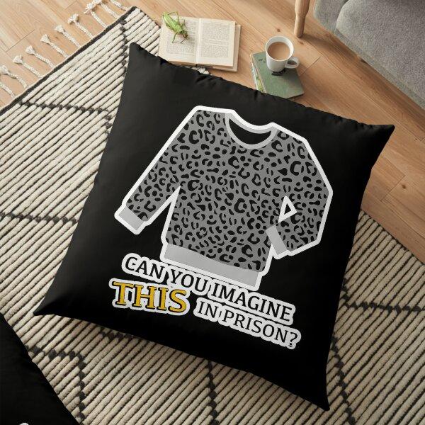 Schitts creek David sweater  Floor Pillow