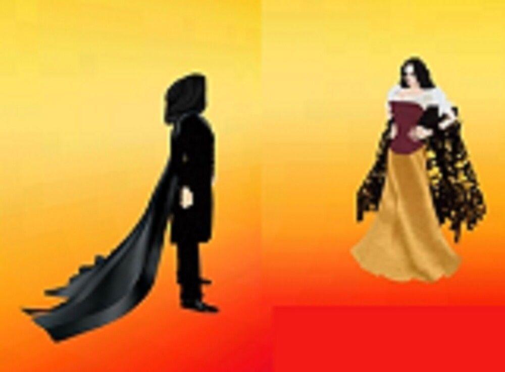 Don Juan Past the point of no return from phantom of the opera by Godofmischief